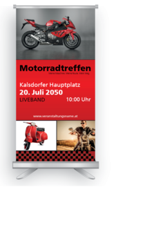 Roll-Up: Motorsport Universal