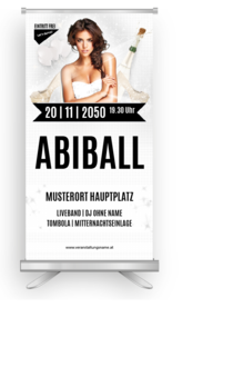 Roll-Up: Abiball Outfit