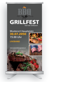 Roll-Up: Grillfest Universal