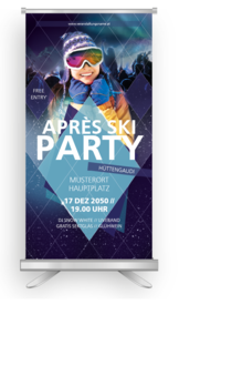 Roll-Up: Apres Ski - Party Hit