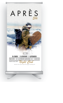 Roll-Up: Apres Ski - Snowboard