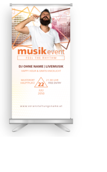 Roll-Up: Musik Rhythm
