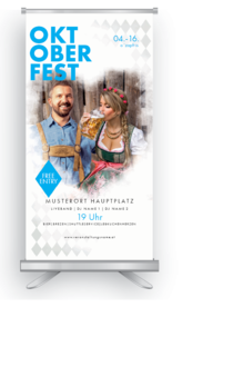 Roll-Up: Oktoberfest - Bavaria
