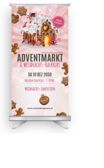 Roll-Up: Weihnachten Backkurs